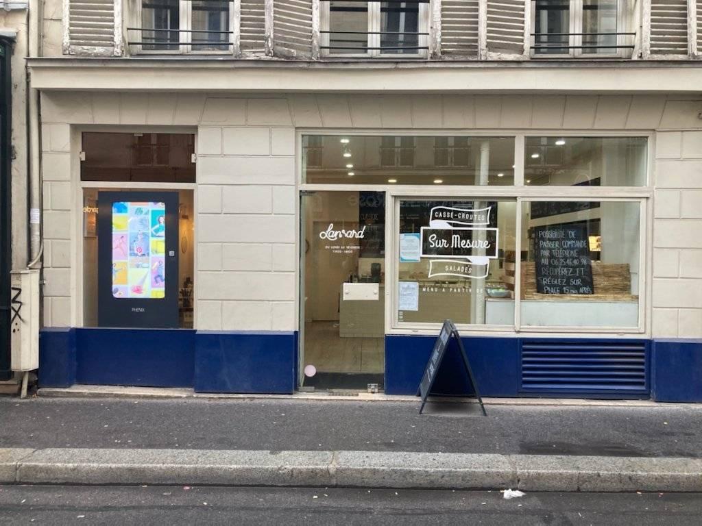 PARIS 9ème  Murs Boutique