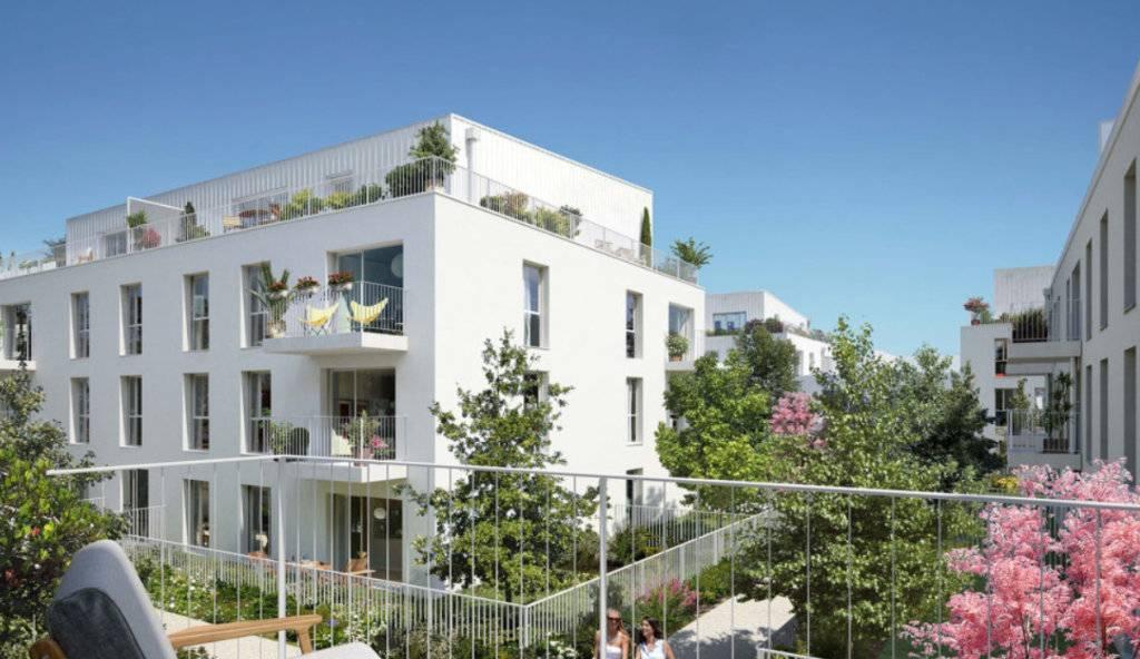 Appartement 4 pièces - 78 m2 - 2e étage avec terrasse 70 m2