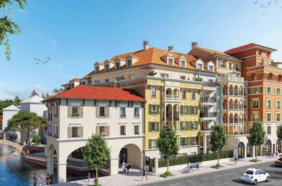 Appartement 3 pièces - 58 m2 - 2e étage avec balcon