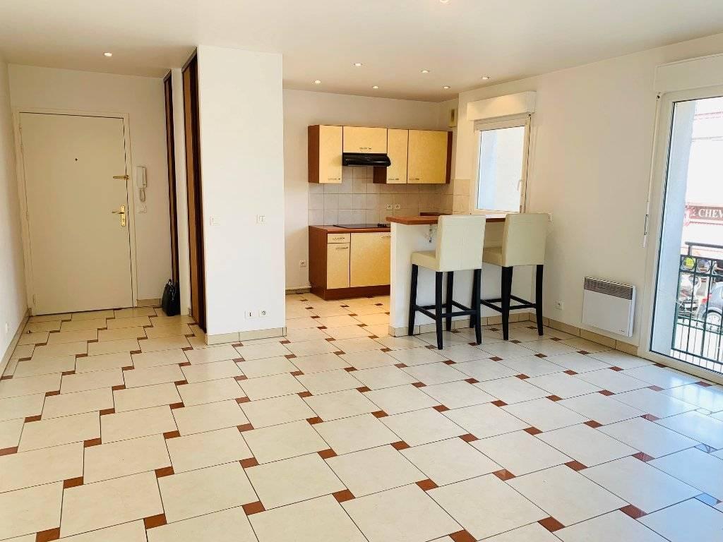Appartement 3 pièces 57,40m² Le Plateau