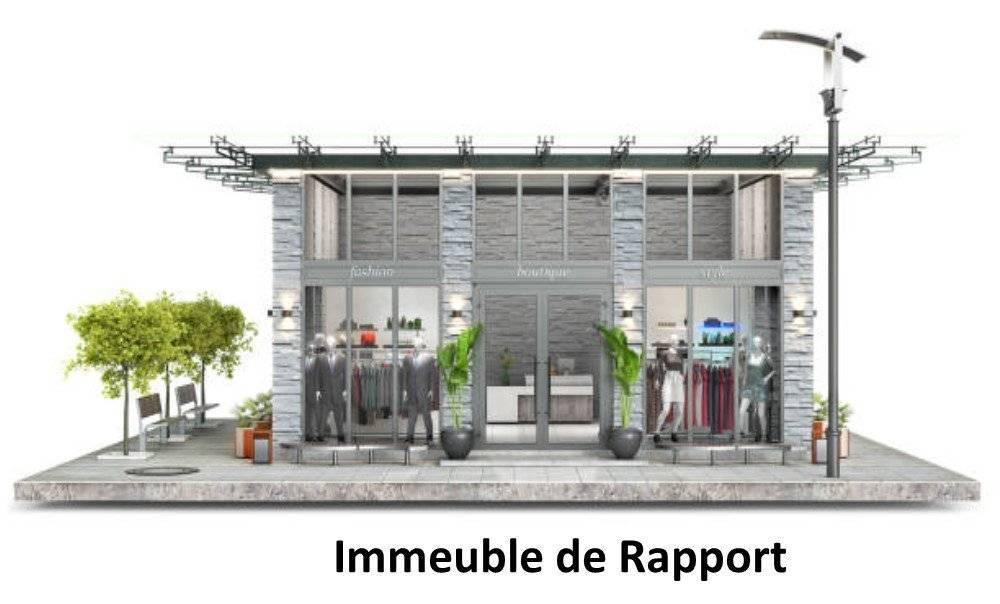 Murs  Commerciaux de boutique Caen 65.12 m2