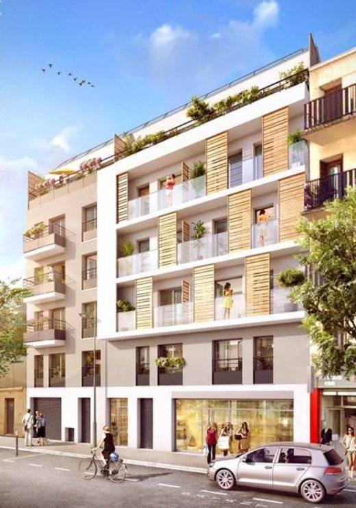 Appartement 2 pièces - 53 m2 - 4e étage avec terrasse 6 m2