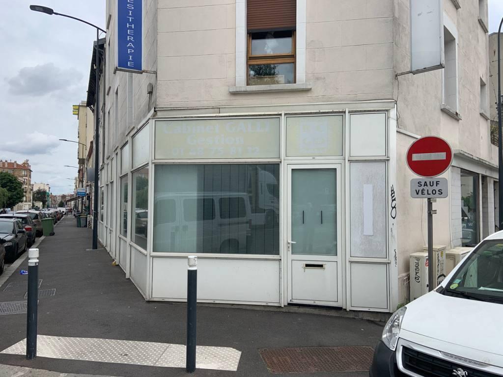 Commerce prés Pce des Rigolots/ Fontenay