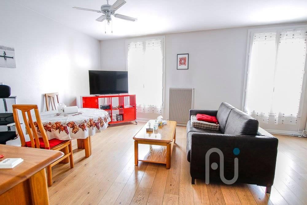 Appartement Asnieres Sur Seine 3 pièce(s) 49 m2
