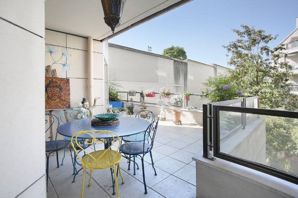 3 pièces terrasse 26M²
