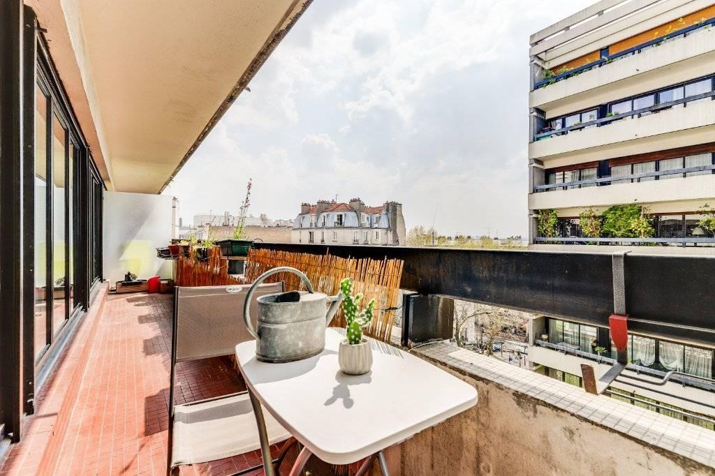 Appartement 4 pièces 75 m2  Pyrénées / Ménilmontant