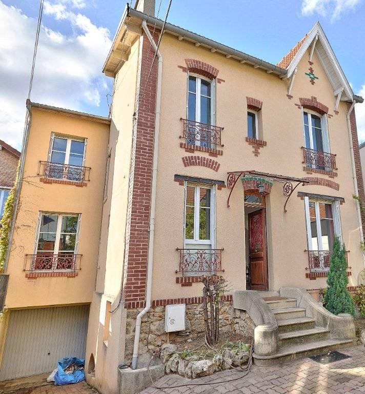 A vendre Maison familiale avec jardin, Coulée Verte Les vallées Colombes 9270092700
