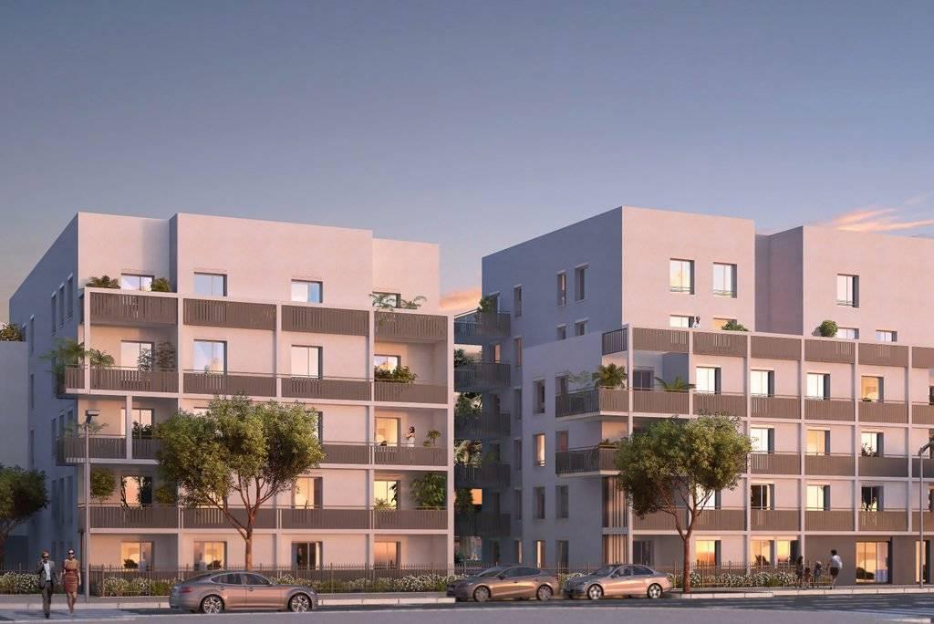 4 pieces duplex de 90m² sur terrasse de 40m²