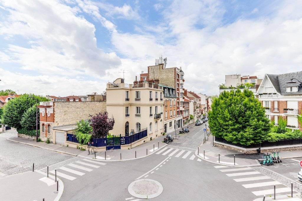 La campagne à Paris-3 pièces 78m2