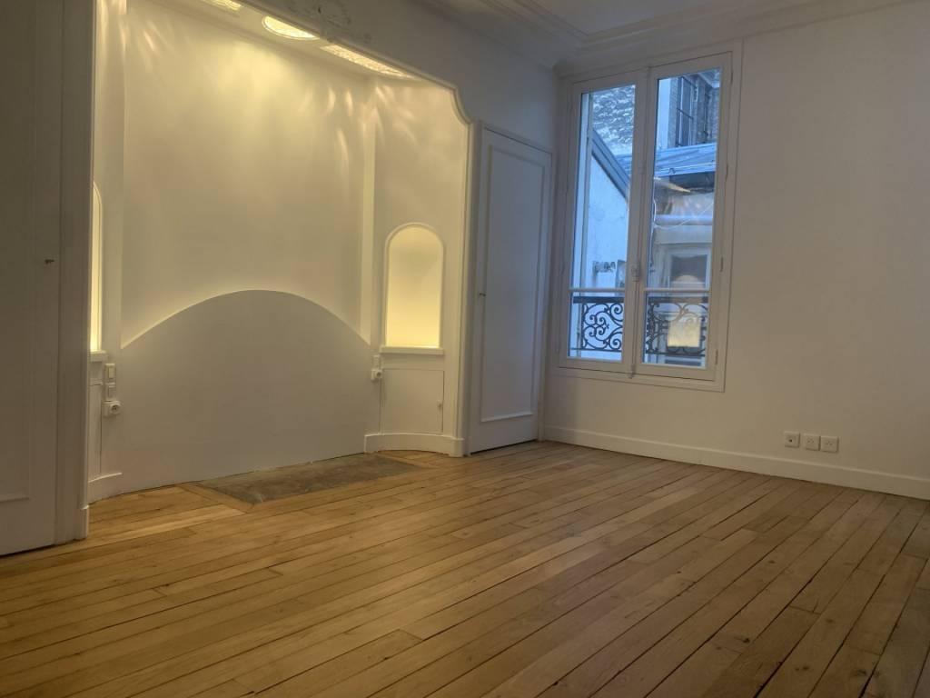 Paris : grand appartement avec 2 pièces à louer