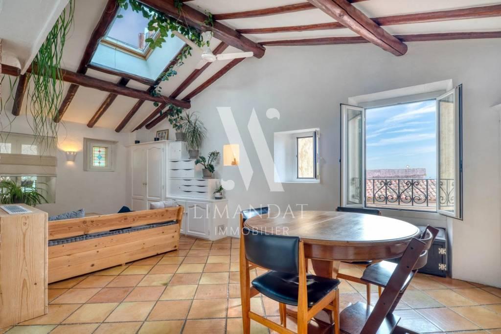 Roquebrune Village - house 4p 81m2 workshop