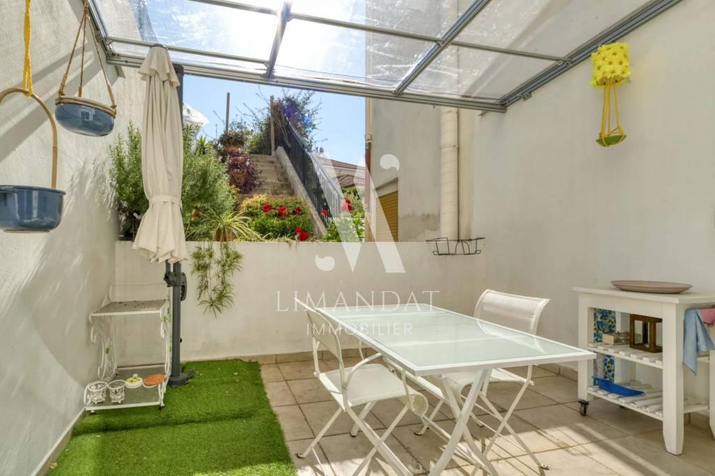 Roquebrune Cap Martin - 2 pièces 40 m2 terrasse 12 m2