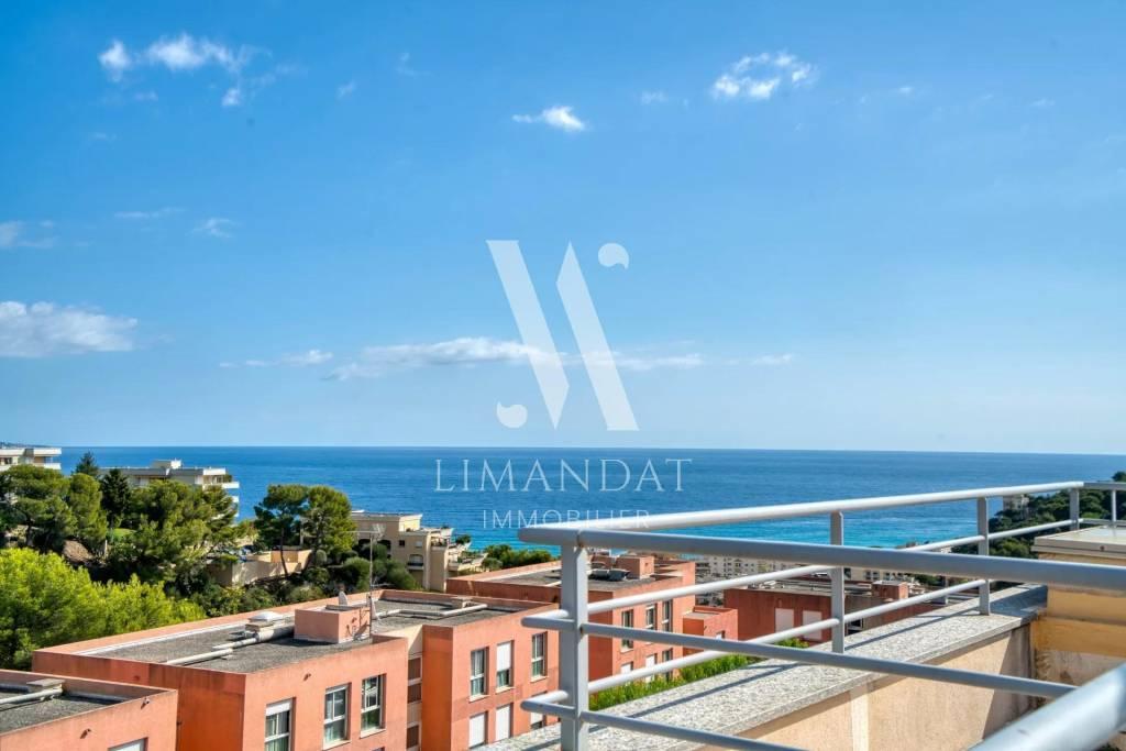 Roquebrune Cap Martin, Top floor studio, Cap Martin plateau