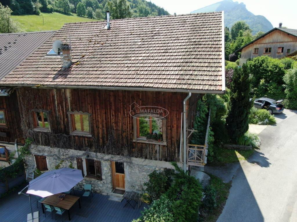 Sale Farm Mont-Saxonnex
