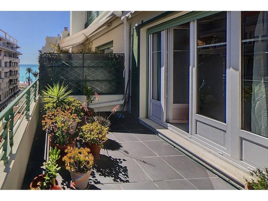 Vente Appartement Nice Promenade des Anglais