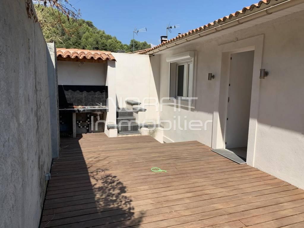 Sale Semi-detached house La Trinité La Plana