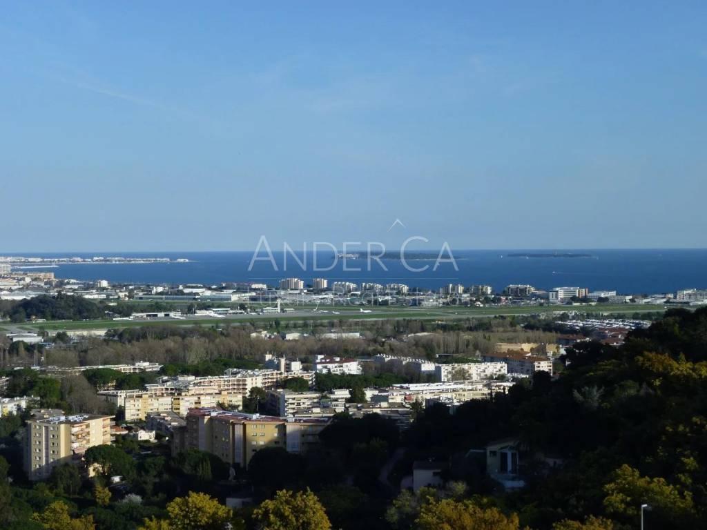 Mandelieu panoramic sea view