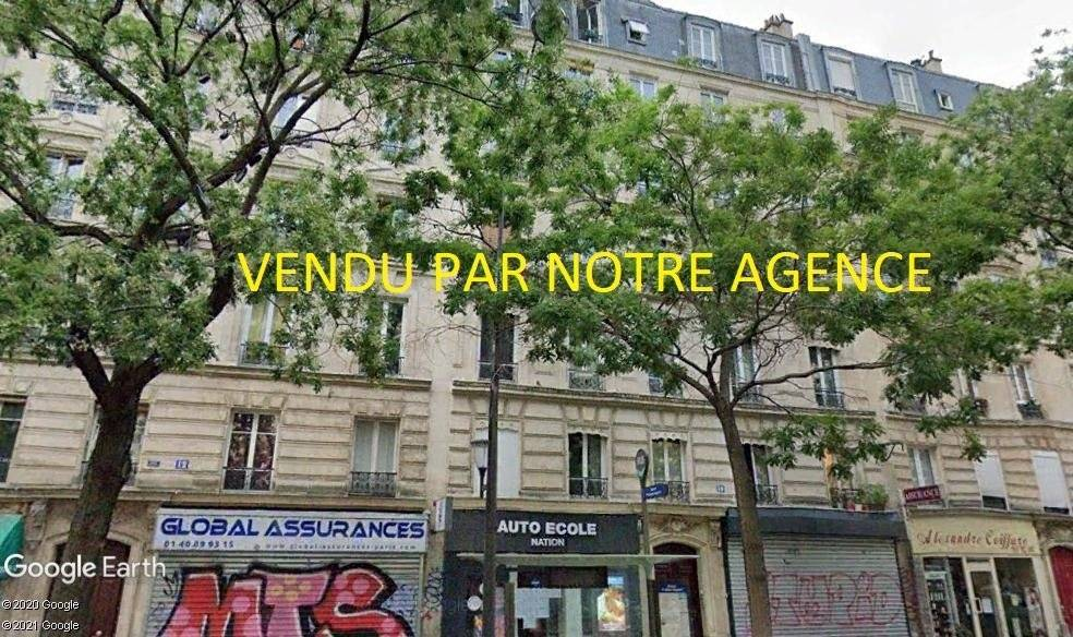 EXCLUSIVITÉ Paris 11ème