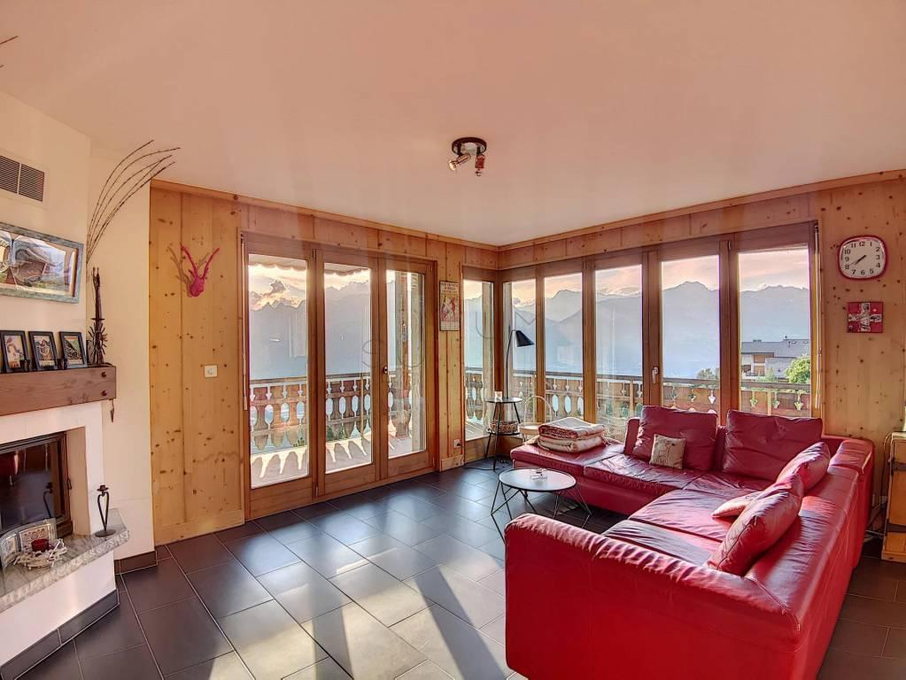 Location à la semaine - Appartement 3.5 pièces Balcon du Soleil 3 - 4 personnes