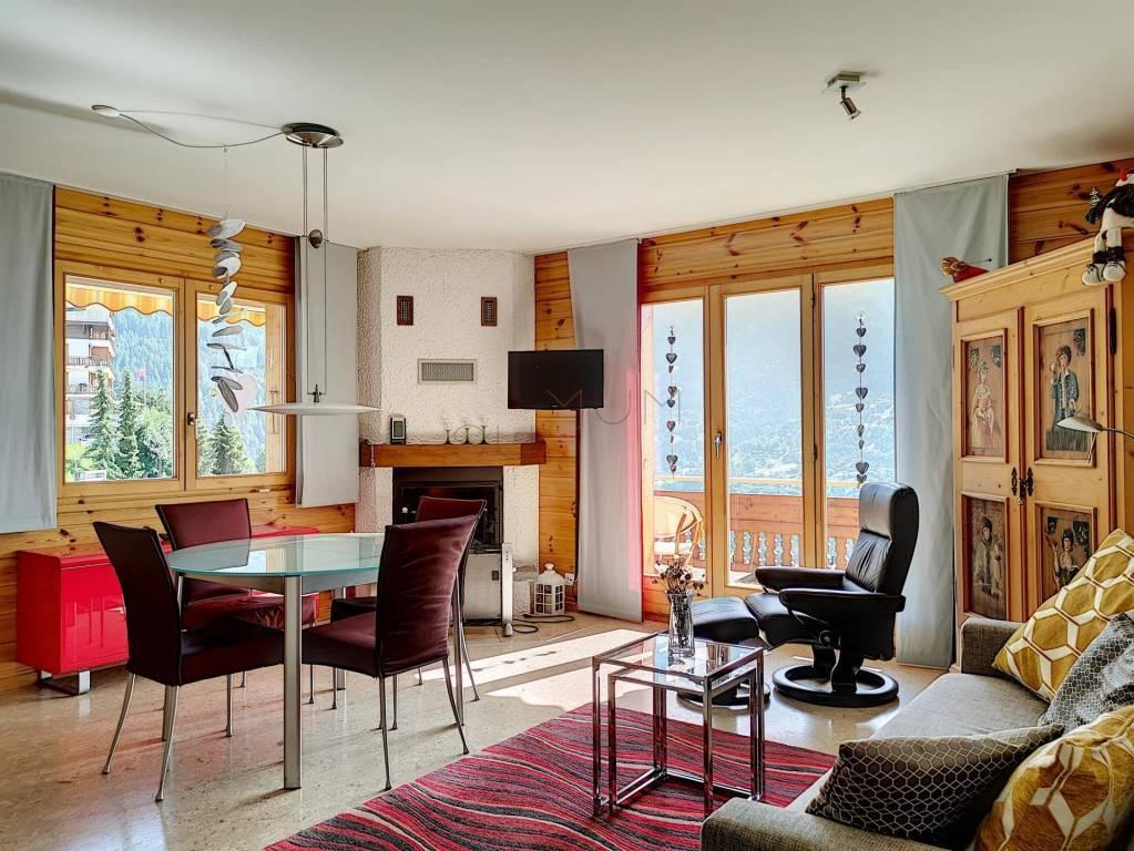 Sale Apartment Veysonnaz