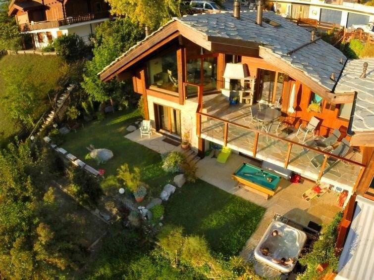 Weekly renting - 4 room chalet Aosta - 8 person