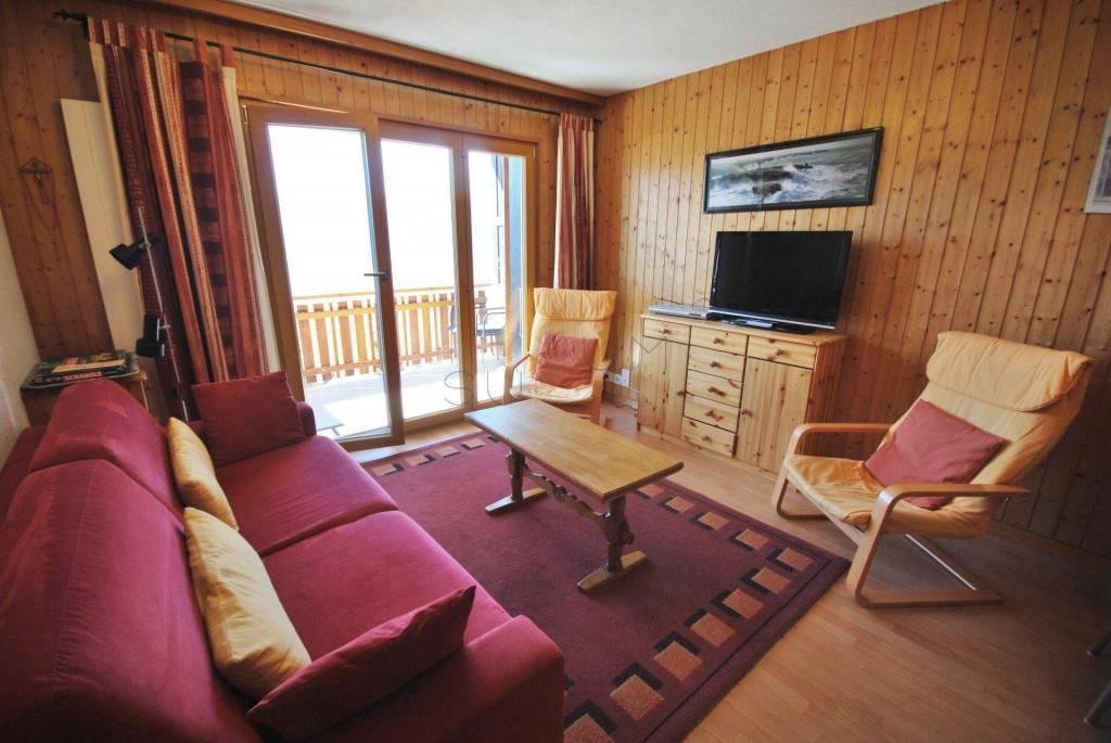 Location à la semaine - Appartement 2.5 pièces Beau Soleil H - 4 personnes