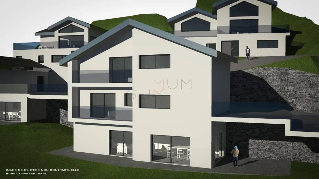 Superbe villa à construire