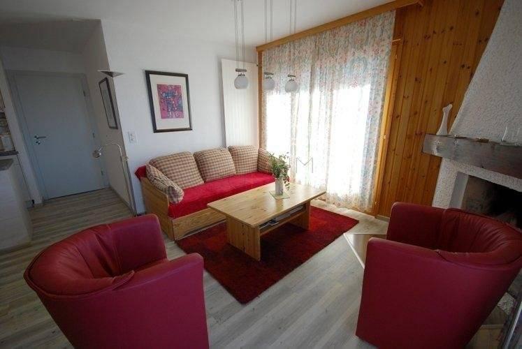 Location à la semaine - Appartement3 pièces Les Bouillets - 6 personnes