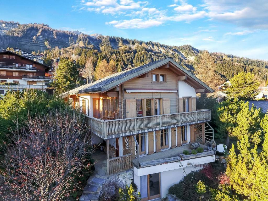 Charming chalet close to the slopes