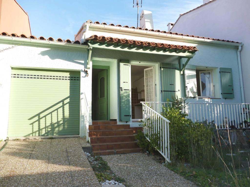 Cabestany résidentiel Villa pl-pied F3 Jardin sud