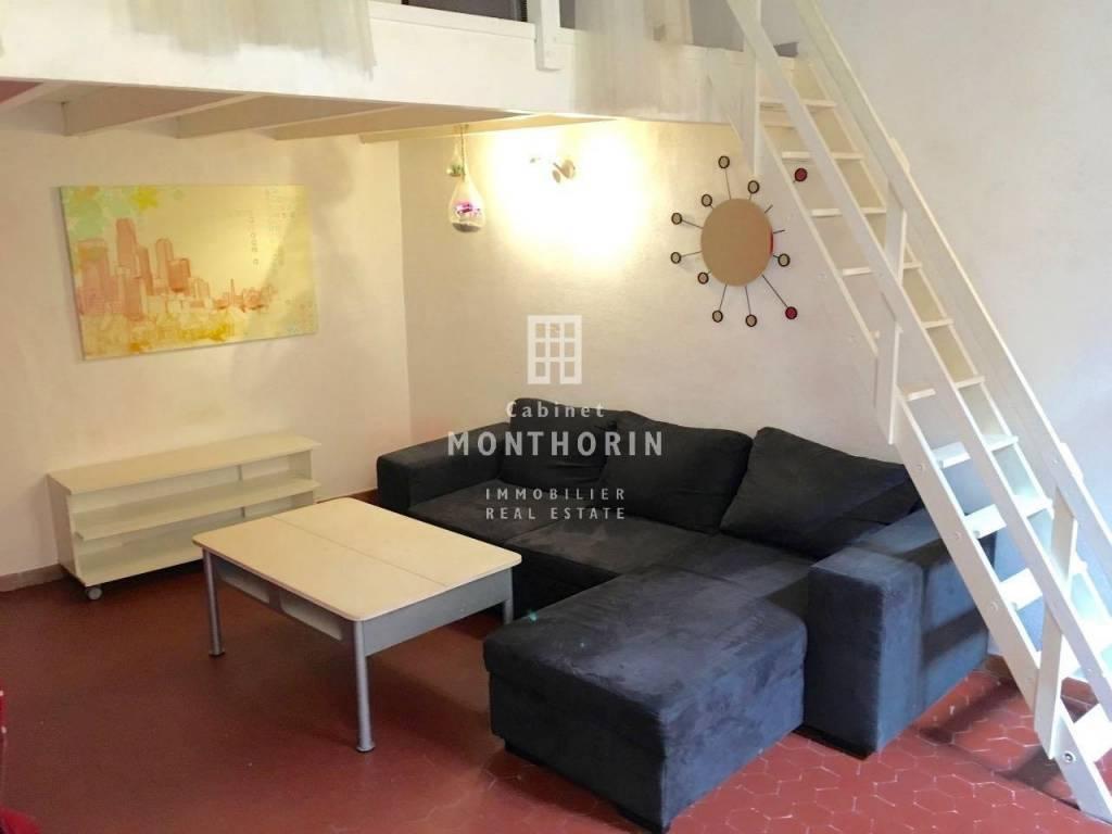 Rental Studio Aix-en-Provence Vieille ville