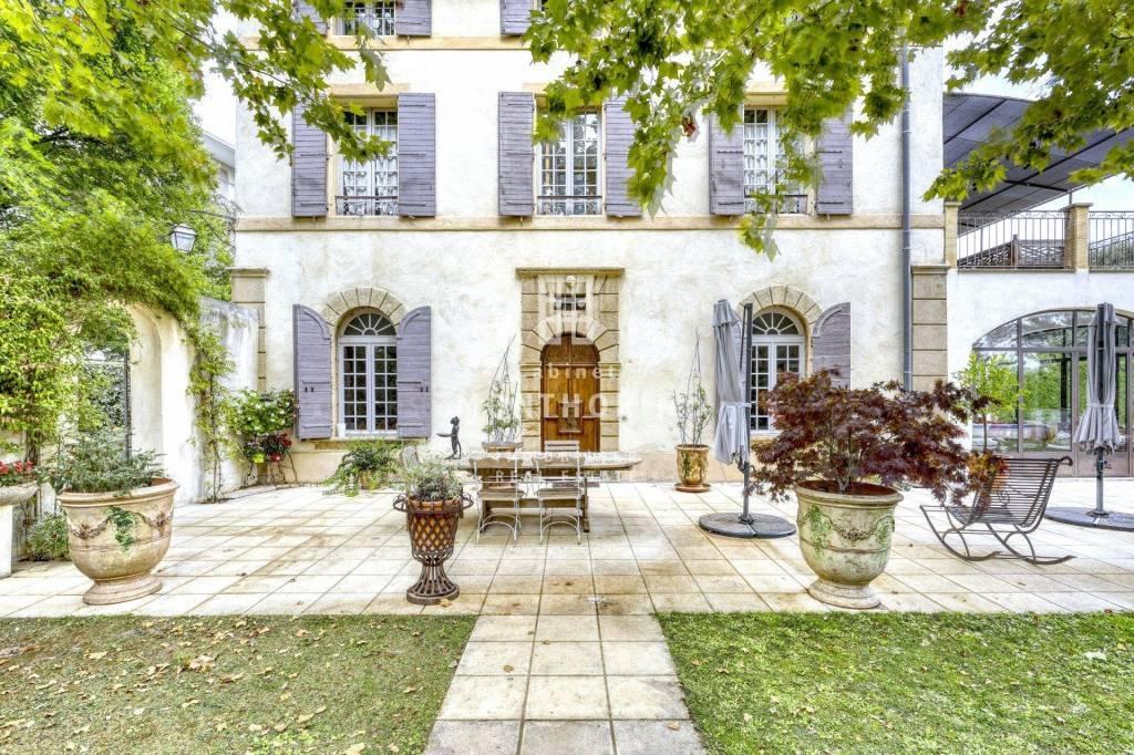 Sale Bastide Aix-en-Provence Les Platanes