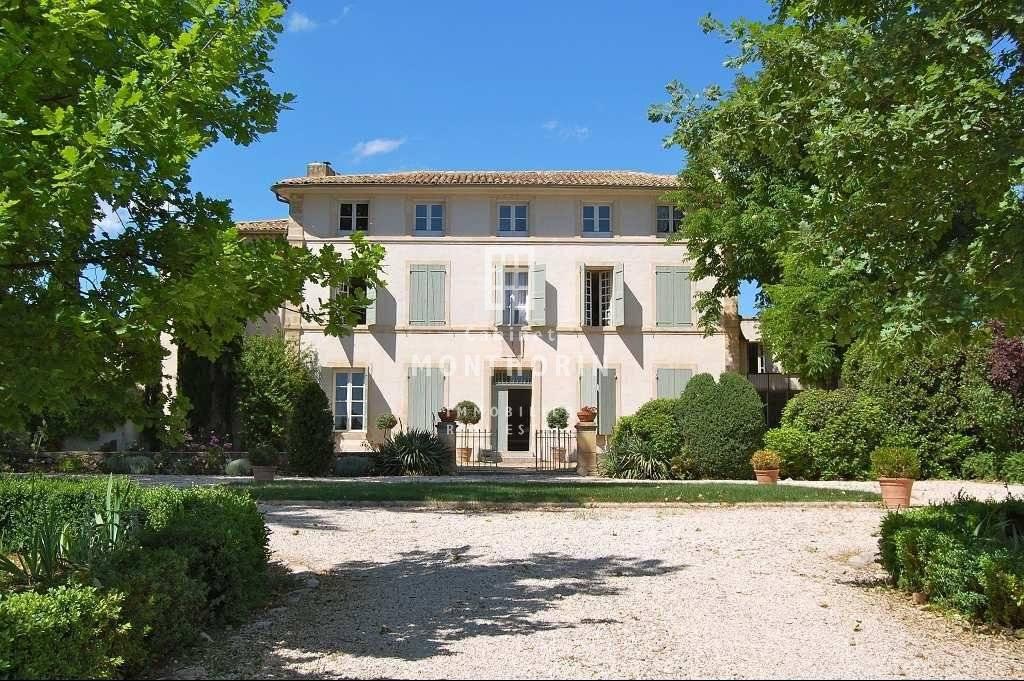 Rental Bastide Aix-en-Provence Les Granettes