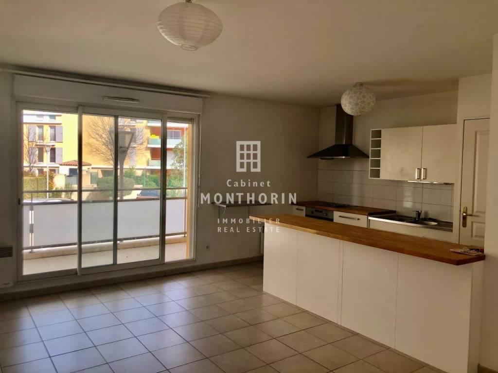 Rental Apartment Aix-en-Provence Pigonnet