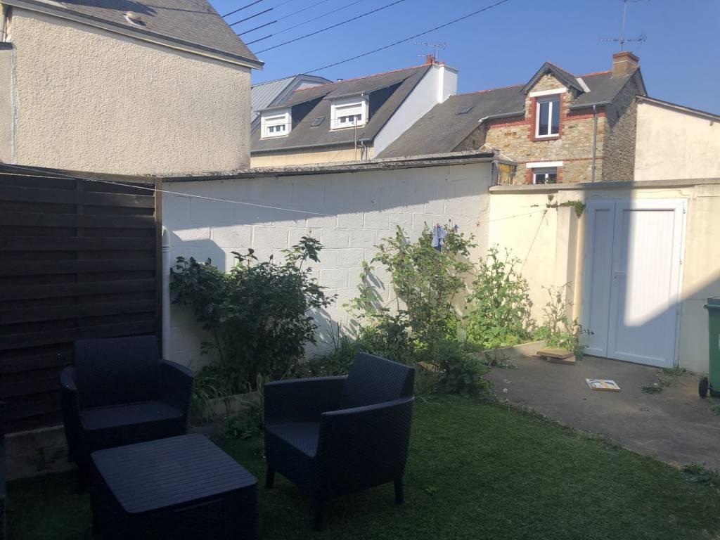 Rennes - Maison avec jardin