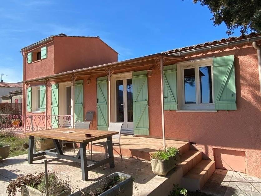 Maison 90m² avec vue panoramique