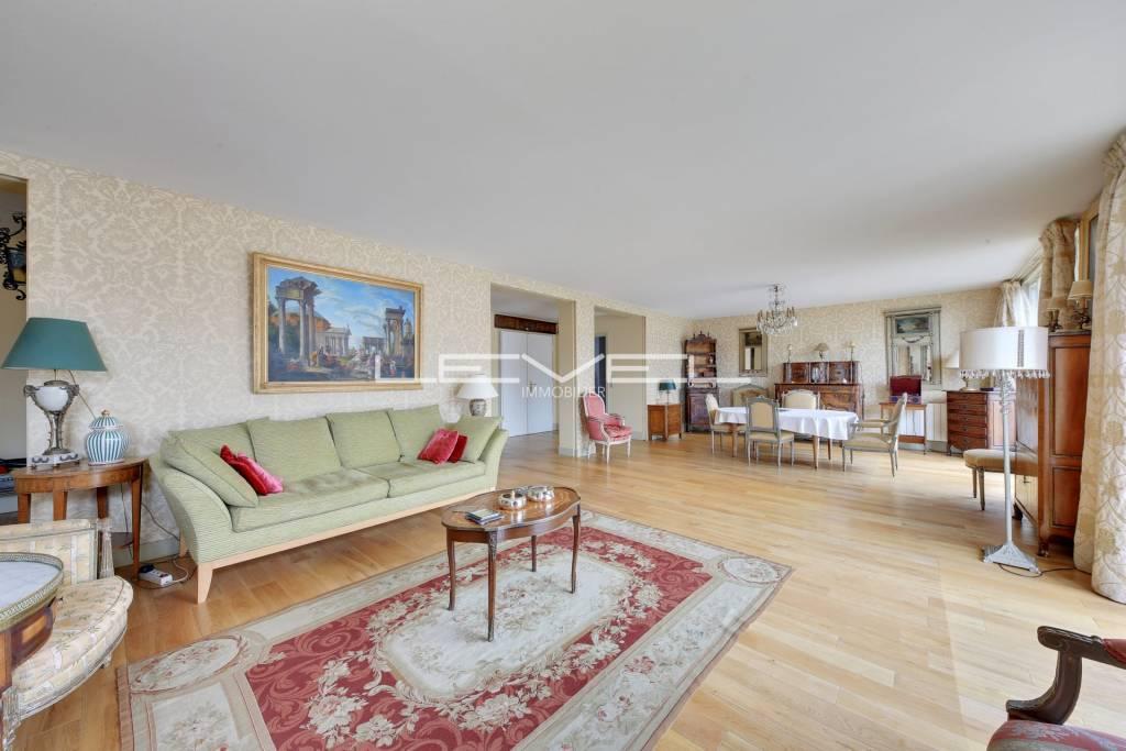 Appartement familial 155m2 - Convention