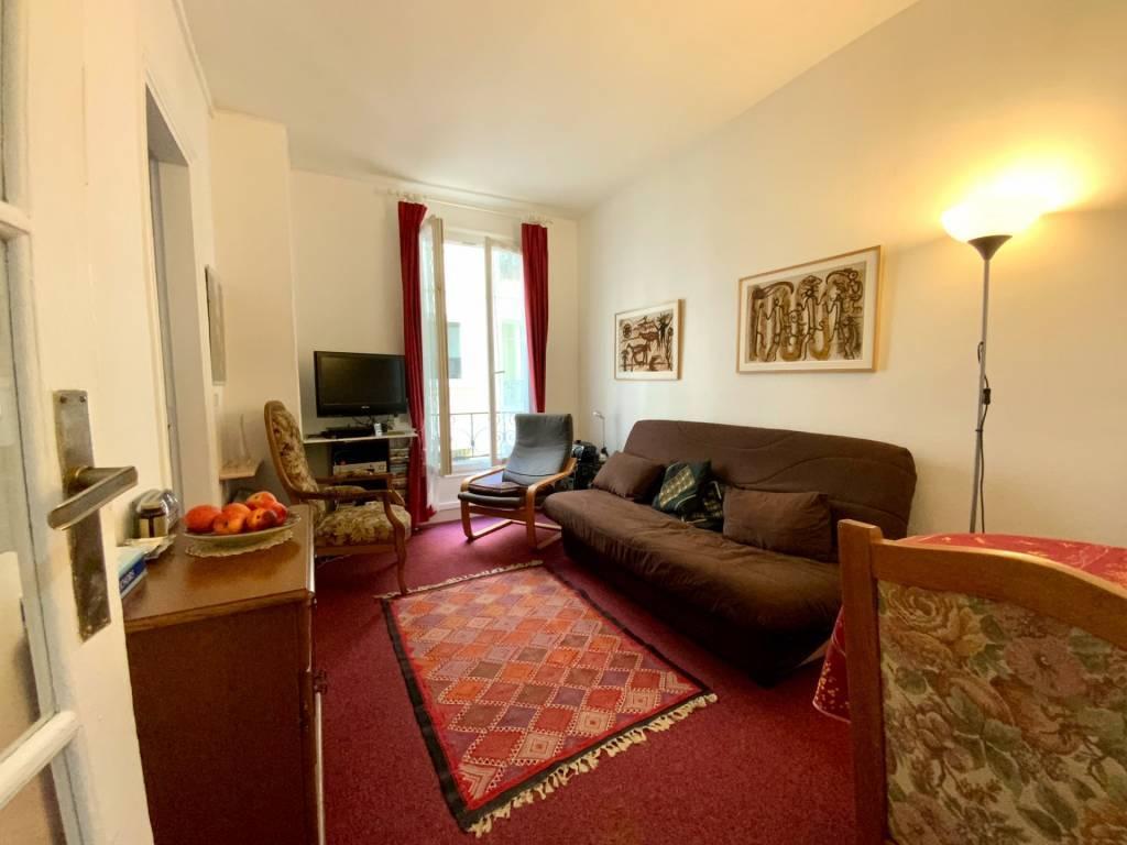 Sale Apartment Paris 20th Charonne