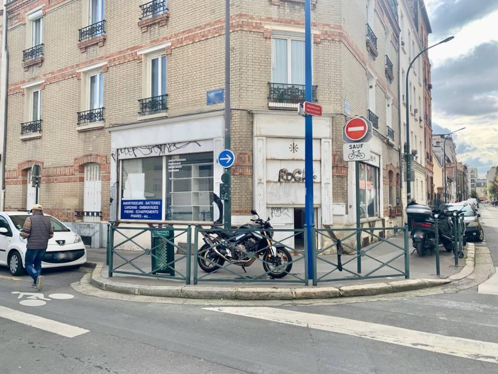 Venta Local comercial Asnières-sur-Seine Centre
