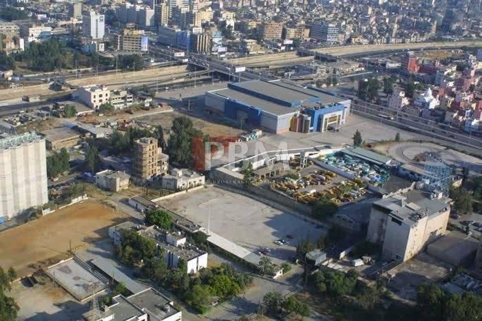 بيع قطعة أرض بيروت Karantina