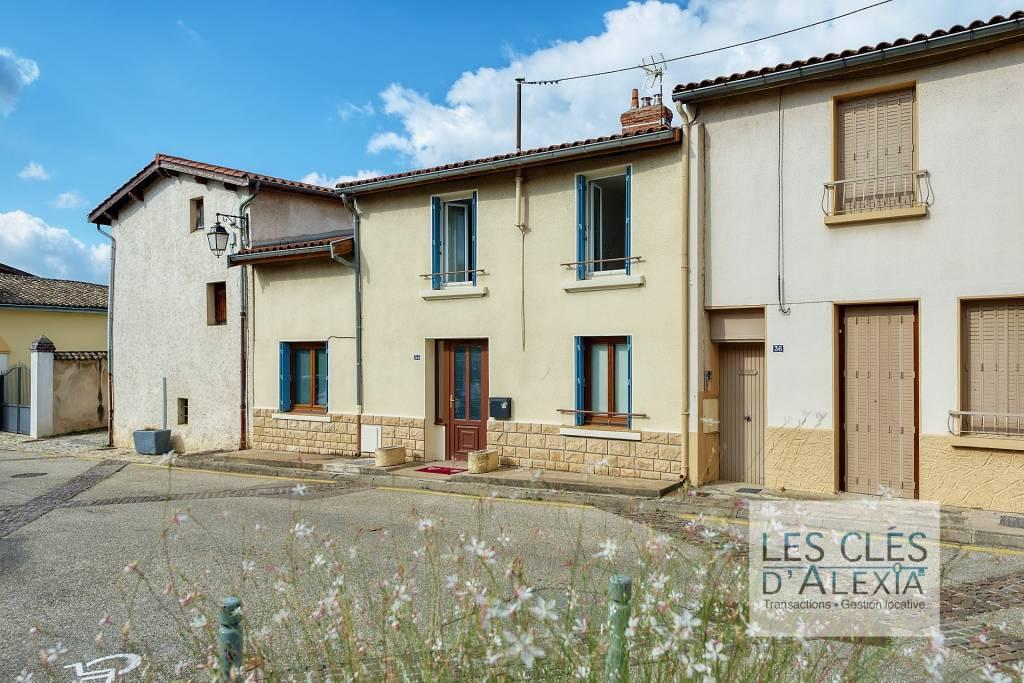 Vente Maison de village Ternay