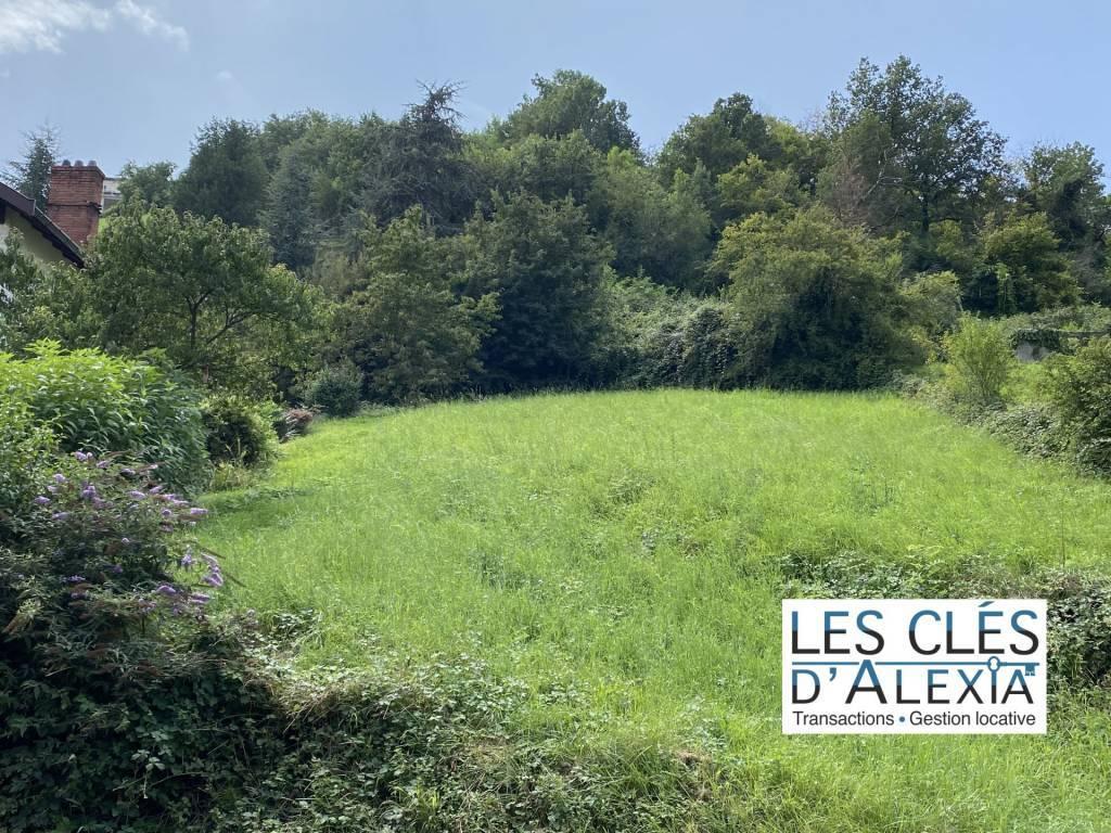 Vente Terrain Loire-sur-Rhône