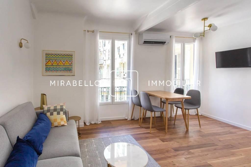 #leparadis9 - magnifique 2 pièces meublé tout confort Carré d'Or