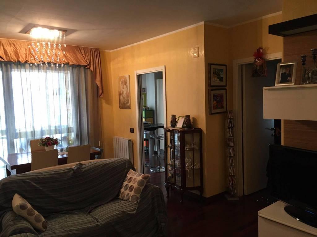 Madonna alta, in zona ben servita, bell'appartamento 85 mq con terrazzo ed ampio garage
