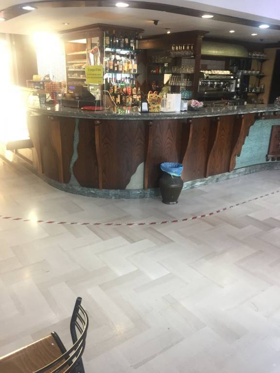 Bar in zona Gallenga.