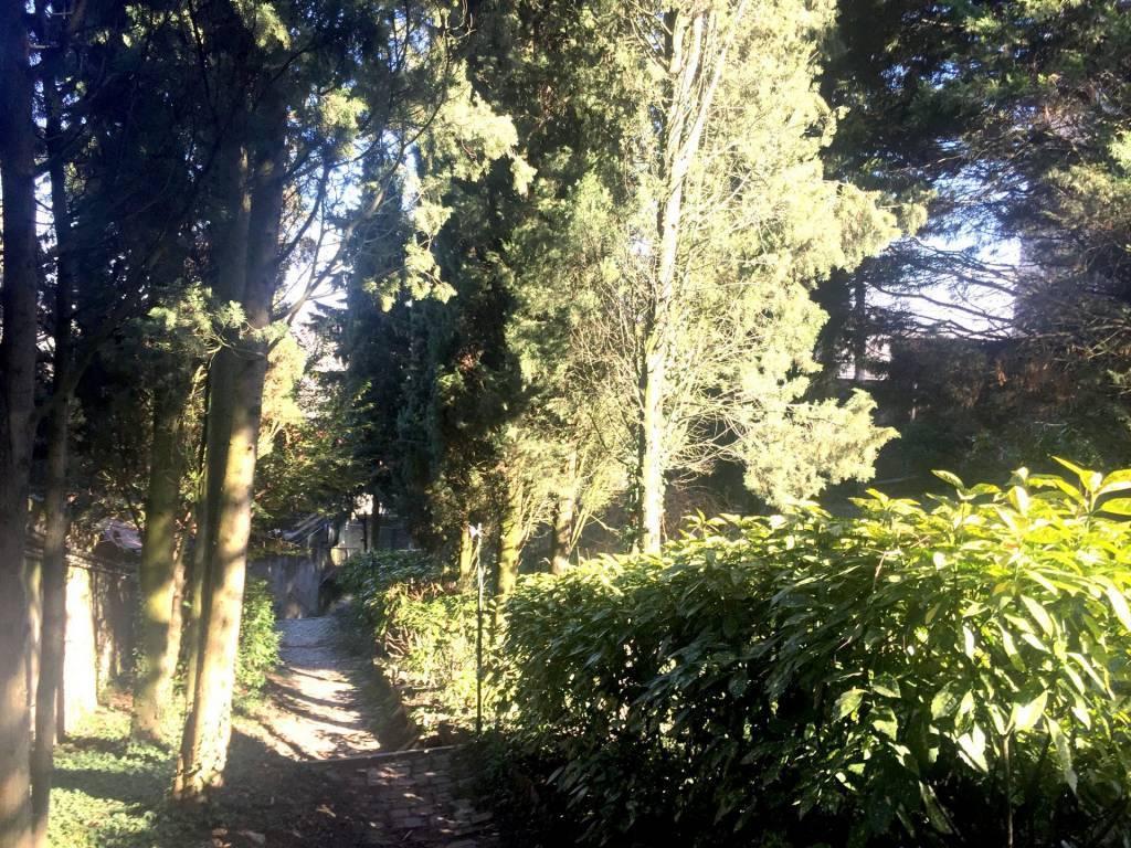 CROIX ROUSSE jardin