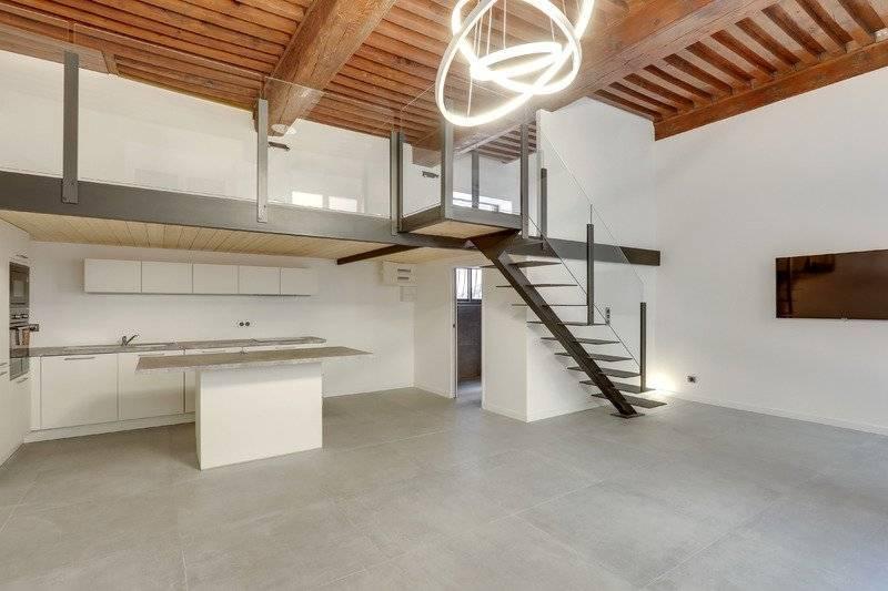 Croix Rousse mairie, loft 71m2 parfaitement rénové