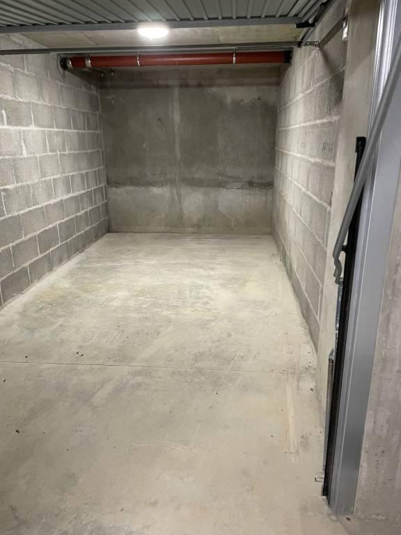 Croix Rousse box dans résidence sécurisée