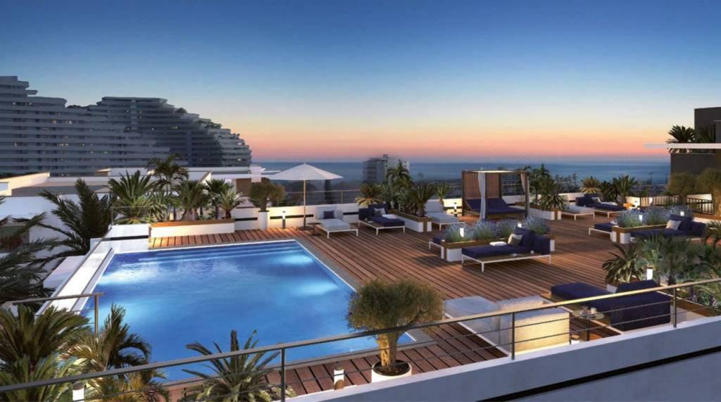 Development Apartment Villeneuve-Loubet