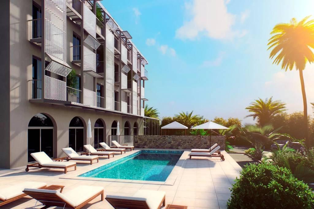 Development Apartment Nice Caucade